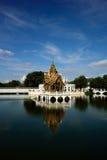 Phra Thinang Aisawan Thiphya - Art Royalty Free Stock Photography