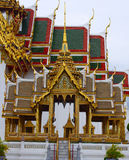Phra Thinang Aphorn Phimok Prasat, μεγάλο παλάτι, Μπανγκόκ Στοκ φωτογραφίες με δικαίωμα ελεύθερης χρήσης