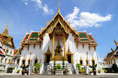 Phra Thinang Dusit Maha Prasat a Bangkok, Tailandia Immagine Stock
