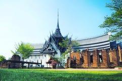 Phra Thinang Dusit Maha Prasat in Bangkok, Thailand. Phra Thinang Dusit Maha Prasat in Royal Palace Bangkok, Thailand Royalty Free Stock Image
