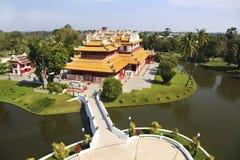 Phra Thinang Wehart Chamrun Lizenzfreies Stockfoto