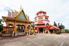 Phra That Wai Dao. Wat Phra That Wai Dao (Black Scorpion Temple) in Mae Sai, Thailand Stock Photos