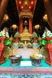 Phra Yok Chiang Rai o Chiang Rai Jade Buddha en el espino Phra Yok Imágenes de archivo libres de regalías