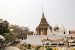 Phrabuddhabat Temple Royalty Free Stock Photo