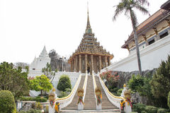 Phrabuddhabat Temple Stock Photo