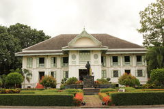 Phrae Governor house Royalty Free Stock Photo