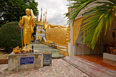 Phrae temples Stock Photos