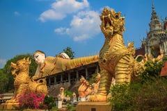 Phrae Thaïlande de suton de Wat Photographie stock libre de droits