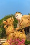 Phrae Thaïlande de suton de Wat Photo libre de droits