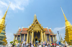 Phrakaew di Wat Fotografia Stock Libera da Diritti
