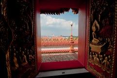Phramahathat Khannakhon tower, Khonkaen Thailand Stock Photography