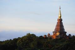 Phramahathat Napamathanidol Fotografia Stock Libera da Diritti