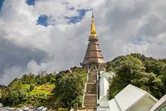 Phramahathat Napamathanidol Images libres de droits