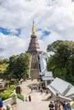 Phramahathat Napamathanidol Photographie stock libre de droits
