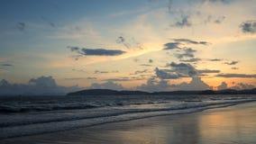 Phranang strand i Krabi Royaltyfria Foton