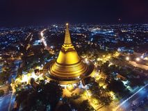 PhraPathom Chedi Photos stock