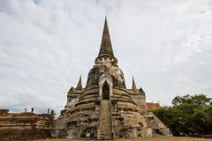 Phrasisanpetch pagoda Zdjęcie Stock