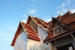 Phrathat Chohae pagoda Fotografia Royalty Free