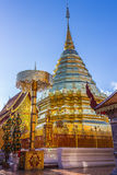Phrathat Doi Suthep imagem de stock royalty free