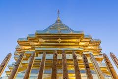 Phrathat Doi Suthep Stock Photo