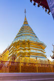 Phrathat Doi Suthep Photo libre de droits