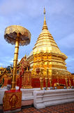 Phrathat Doi Suthep Temple Chiang Mai Photo libre de droits
