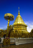 Phrathat Doi Suthep Temple Royalty Free Stock Images