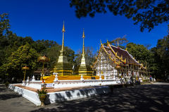 Phrathat Doi Tung Temple Stock Photos