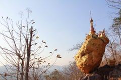 Phrathat Hinkiew Photo stock