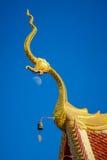 Phrathat jedee sriveangchai Lamphun Thailand Royalty Free Stock Photos