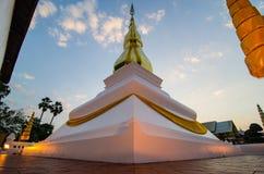 Phrathat Kham Kaen Стоковое Изображение