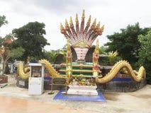 Phrathat Kham Kaen Stock Photos
