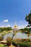Phrathat Nadun Royalty Free Stock Images
