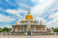 Phrathat Nadun . Stupa in Maha-Sarakham Province. Northeast of Thailand Stock Photo