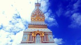 Phrathat phanomchedi Royaltyfri Fotografi