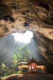 phraya королевский Таиланд павильона nakhon подземелья Стоковые Изображения