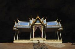 phraya för grottanakhonpaviljong Fotografering för Bildbyråer