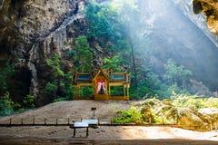 Phraya Nakhon Cave Royalty Free Stock Images