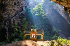 Phraya Nakhon Cave Royalty Free Stock Photography