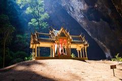 Phraya Nakhon Cave Stock Photography