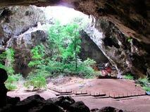 Phraya Nakhon Cave Stock Photo