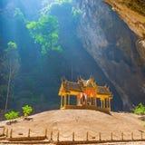 Phraya Nakhon grotta Fotografering för Bildbyråer