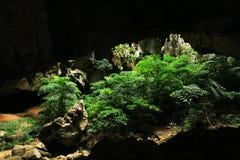 Phraya Nakhon grotta, Khao Sam Roi Yot National Park, Thailand arkivfoto