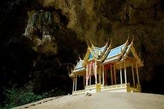 Phraya Nakorn cave Royalty Free Stock Image