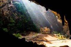 Phraya Nakorn cave. Stock Images