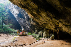 Phraya Nakorn cave. Stock Photos
