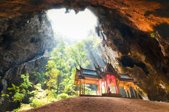 Phraya Nakorn cave Royalty Free Stock Images