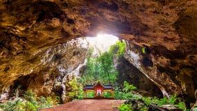 Phrayanakornhol in de provincie van Prachuap Khiri Khan, Thailand royalty-vrije stock foto's