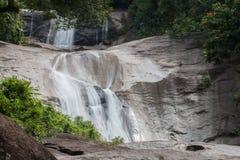 Phrom Lok Waterfall Royalty-vrije Stock Afbeelding