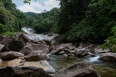 Phrom Lok Waterfall Royalty Free Stock Photo